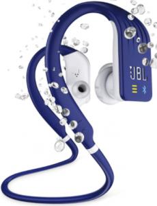 Image of theJBL Endurance DIVE Waterproof Wireless headphones- blue