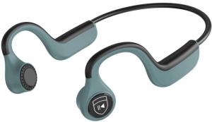 image of the IYY wireless bone conduction headphones-grey