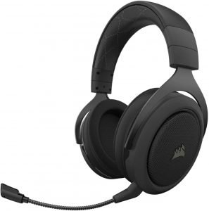 Corsair HS70 Pro Gaming Headphones, black