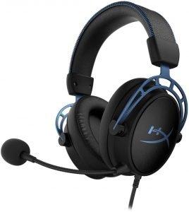 HyperX Cloud Alpha S headset, black