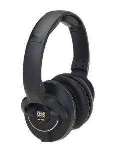 KRK KNS 8400 On-Ear Closed Back Circumaural Studio Monitor Headphones