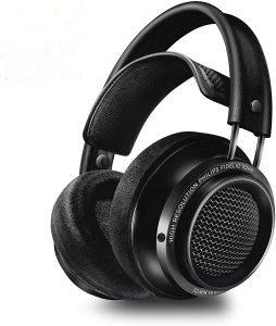 Philips Fidelio X2HR headphones, black