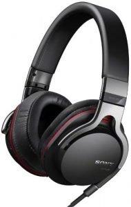 Sony MDR1RNC headphones, black