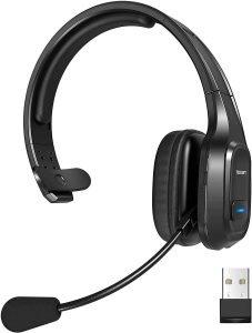TECKNET Hands Free Telephone Headset